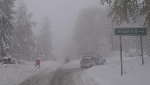 Hétvégén már akár havazhat is a hegyekben
