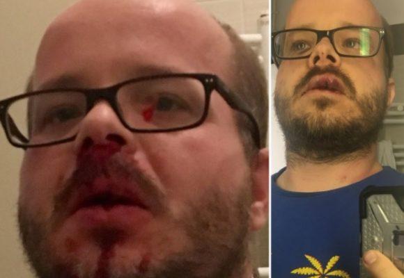 Kirúgta a KFC  a verekedős biztonsági őrt