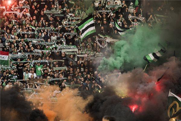 Verekedés és késelés volt a Fradi-Debrecen meccsen,többen megsérültek
