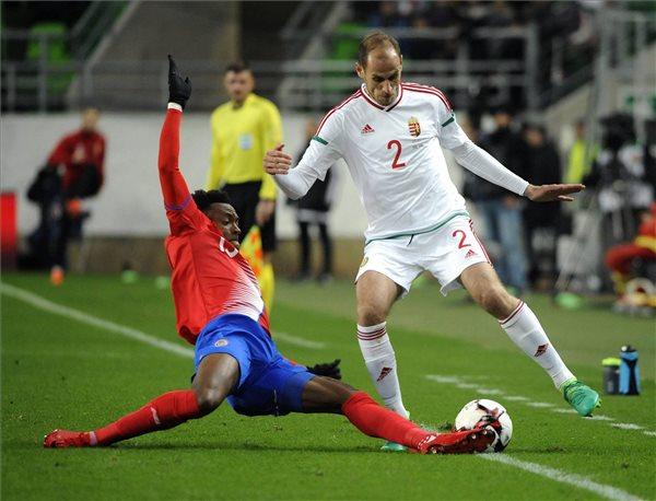 Magyarország – Costa Rica: 1-0