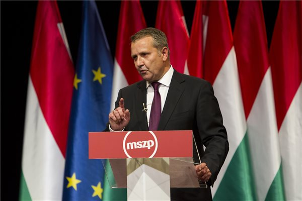 MSZP: Magyarország legnagyobb problémája az igazságtalanság