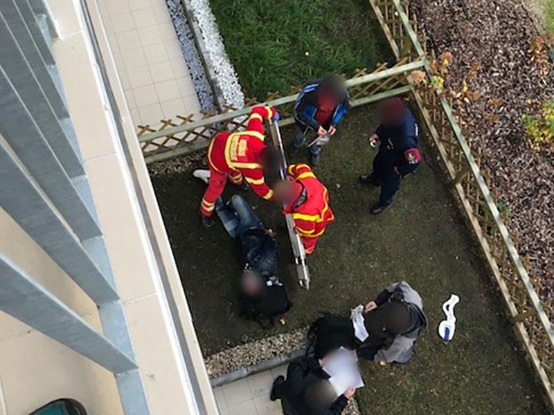 Drogkereskedőket fogtak el Ferencvárosban a rendőrök
