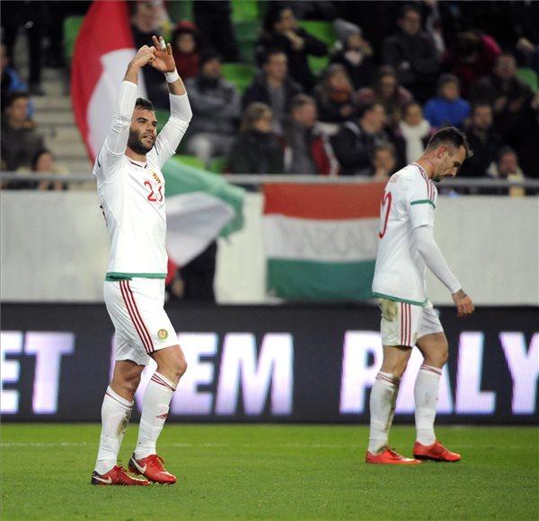 Gólt lőtt a magyar válogatott Costa Rica csapatának