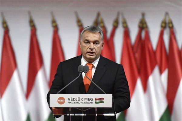 Orbán még legalább négy évet akar, szerinte a Fidesz készen áll a választásra
