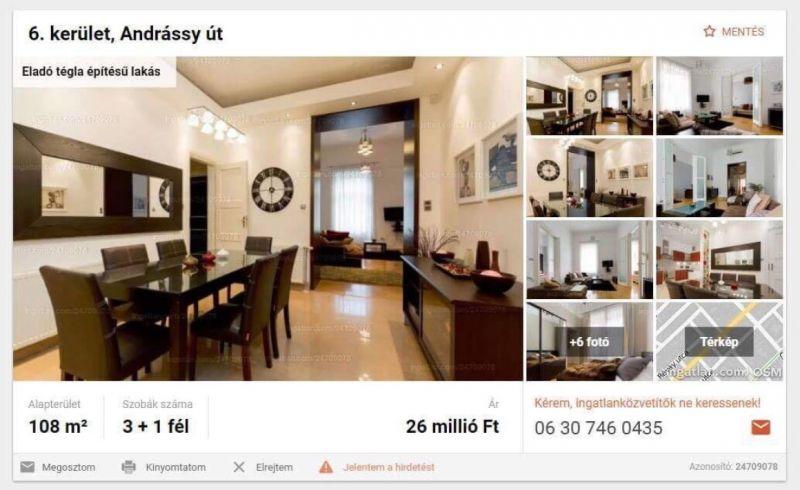 Itt az új típusú lakásmaffia: a csalók más ingatlanjainak foglalóival lépnek le