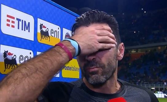 Buffon sírva búcsúzott – Olaszország nem jutott ki a 2018-as foci vb-re