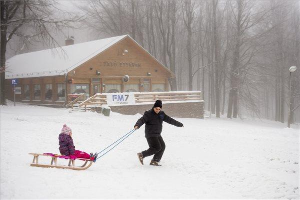 Keményít a tél – ez várható december első napjaiban