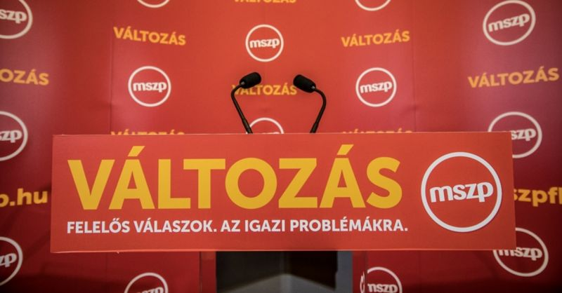 MSZP: ha újra a Fidesz kerül hatalomra, marad a lopás és a gyűlöletpropaganda