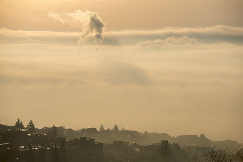 Mutatjuk, mekkora a köd, a hétvégére ne is reméljünk napsütést
