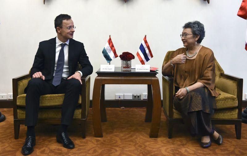 Magyarország oktatási és gazdasági megállapodásokat kötött Thaifölddel