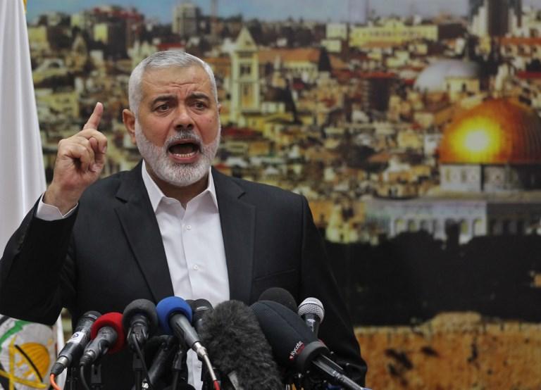 A Hamász intifádát hirdetett Trump döntése miatt