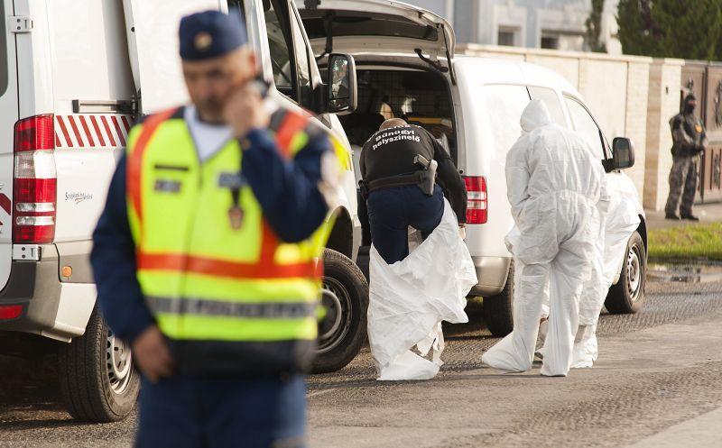 Megoperálták a rendőrgyilkossággal gyanúsított bőnyi férfit