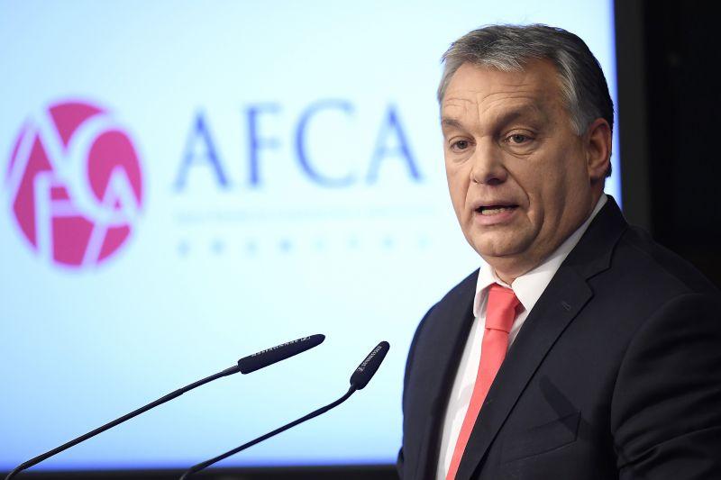 Orbán Viktor szerint nincs demokráciavita Brüsszelben