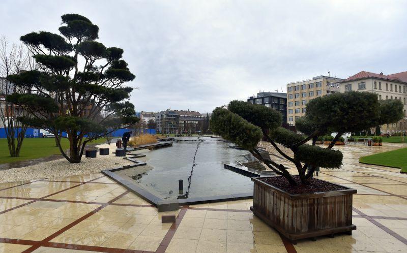 Felújították a Millenáris Parkot – a munkálatok első üteme véget ért