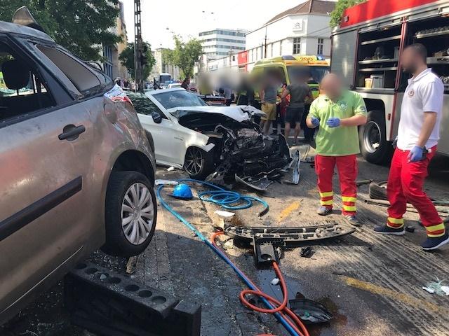 Két gyanúsítottja van már a Dózsa György úti halálos balesetnek
