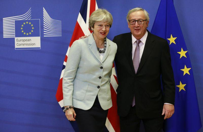 Brexit: May és Juncker megállapodtak a kilépés legfontosabb kérdéseiben