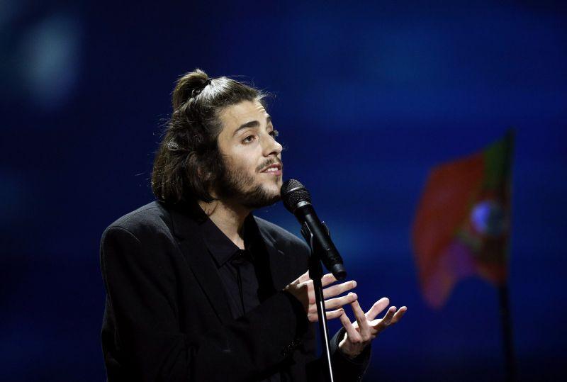 Új szívet kapott az eurovíziós dalfesztivál győztese