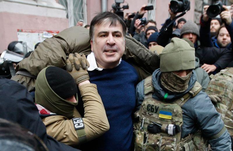 Erőszakos hatalomátvételre készül Szaakasvili? Nem adja fel magát a volt grúz elnök