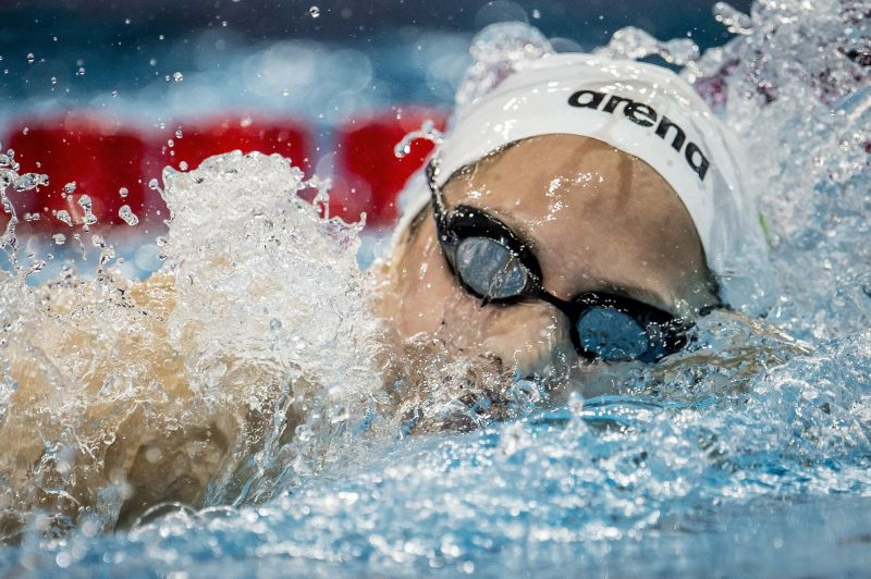 Kapás Boglárka aranyérmes lett 400 méter gyorson!