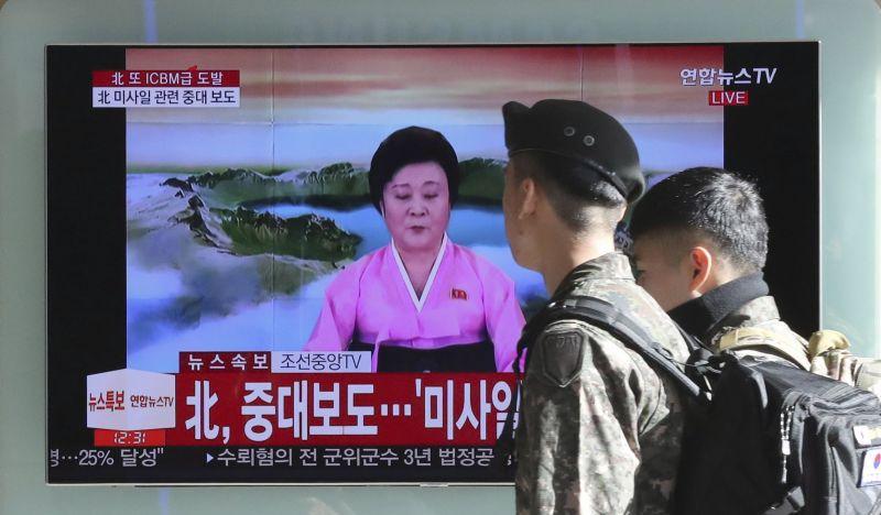 Észak-Korea szerint teljesen biztos, hogy kitör az atomháború