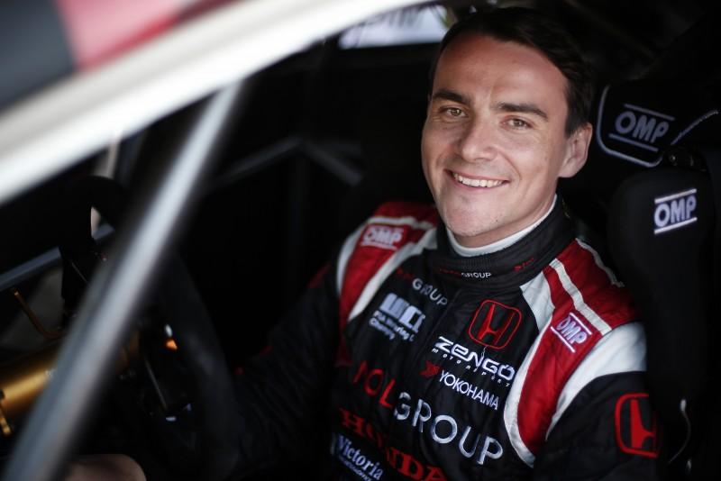 Michelisz Norbert lett az Év autóversenyzője