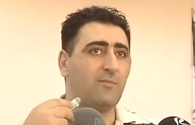 Előléptették az azeri baltás gyilkost