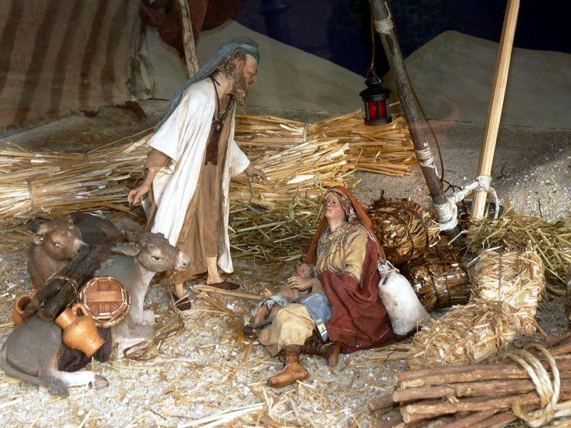 Belekakáltak a füzesabonyi betlehemes jászolba – jutalom jár a nyomravezetőnek