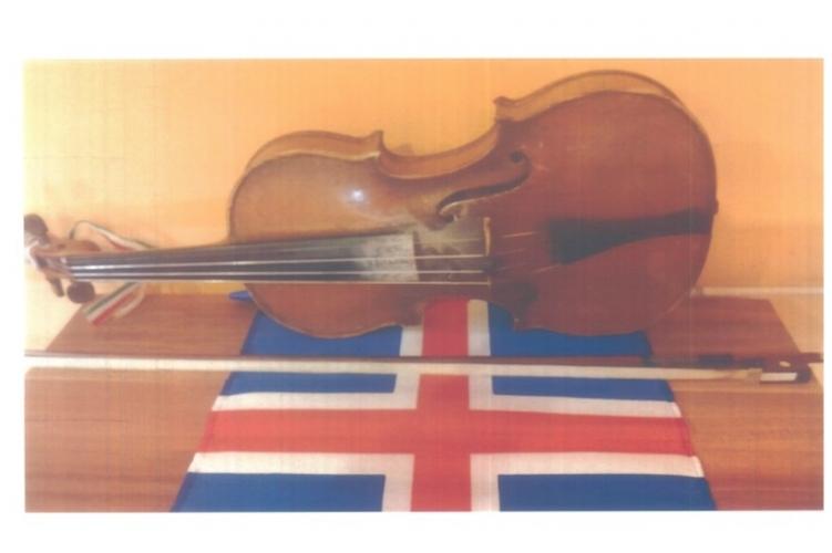 Egy taxis ellopta ezt a 380 éves, nagy értékű hegedűt
