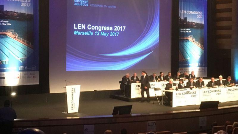 Budapest rendezi a LEN 2018-as kongresszusát