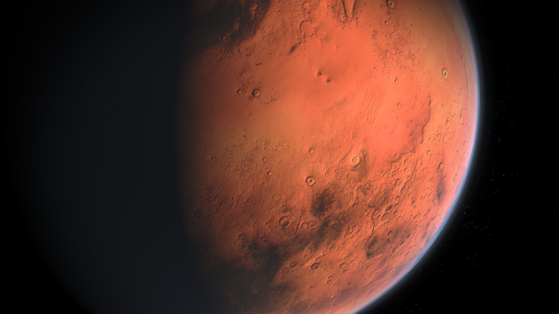 Trump kiadta a parancsot: irány a Mars a Holdon keresztül
