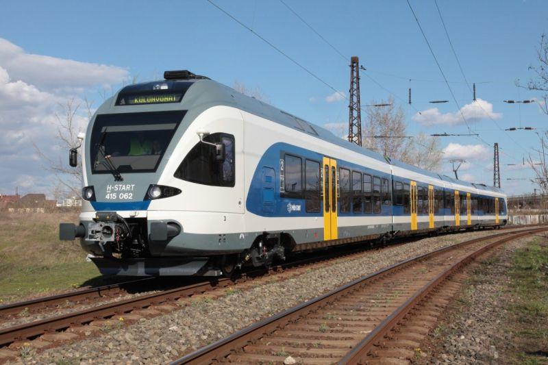 Megsérült a felsővezeték, késnek a vonatok a Budapest-Győr-Hegyeshalom vonalon