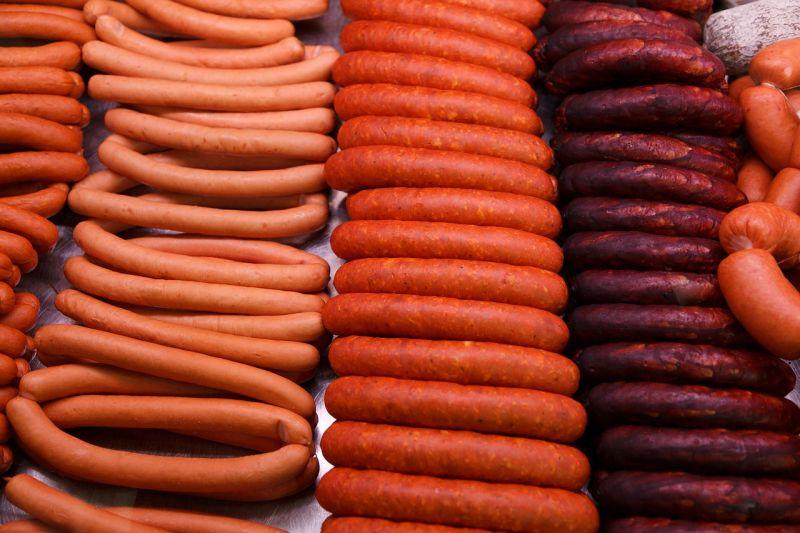 A legtöbb virsli decemberben fogy a Hússzövetség szerint