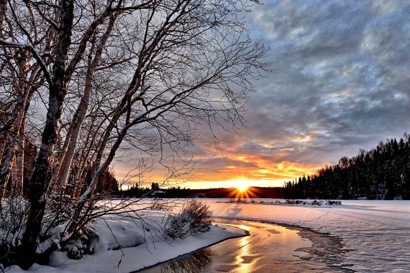 Folytatódik a csendes, napos tél, ám fokozatosan megváltozik az időjárás