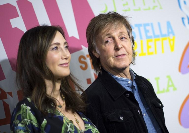 Közösen kapott díjat Paul McCartney és Fischer Ádám