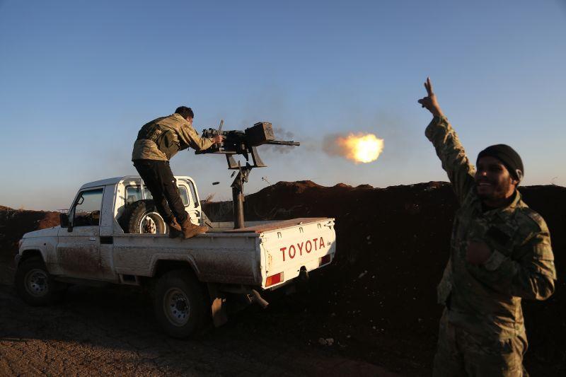 Folytatódik az újabb vérontás Szíriában