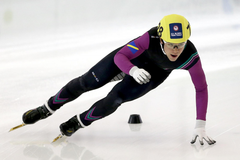 Rövidpályás gyorskorcsolya Eb: Krueger nyolcadik 1000 méteren