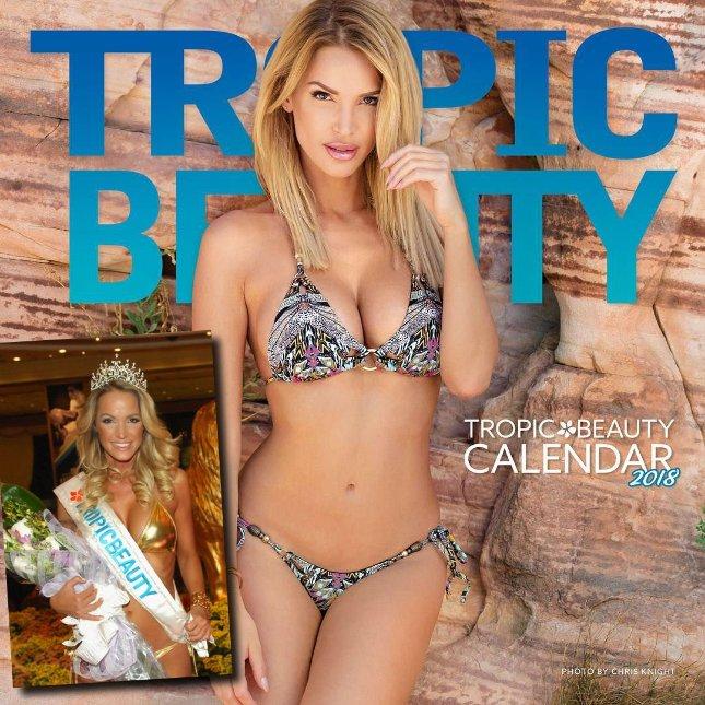 Dr. Zimány Linda falatnyi bikiniben került amerikai címlapra