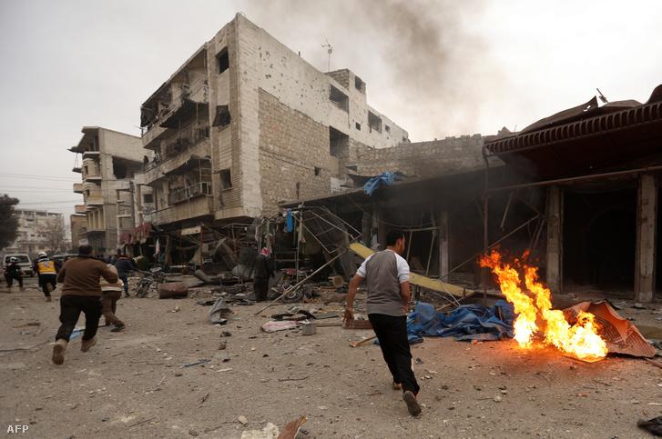 Moszkva bejelentette, hogy megsemmisítik a Hmejmímet megtámadó terroristákat