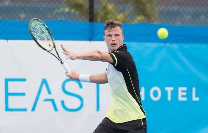 Fucsovics bejutott a döntőbe Canberrában