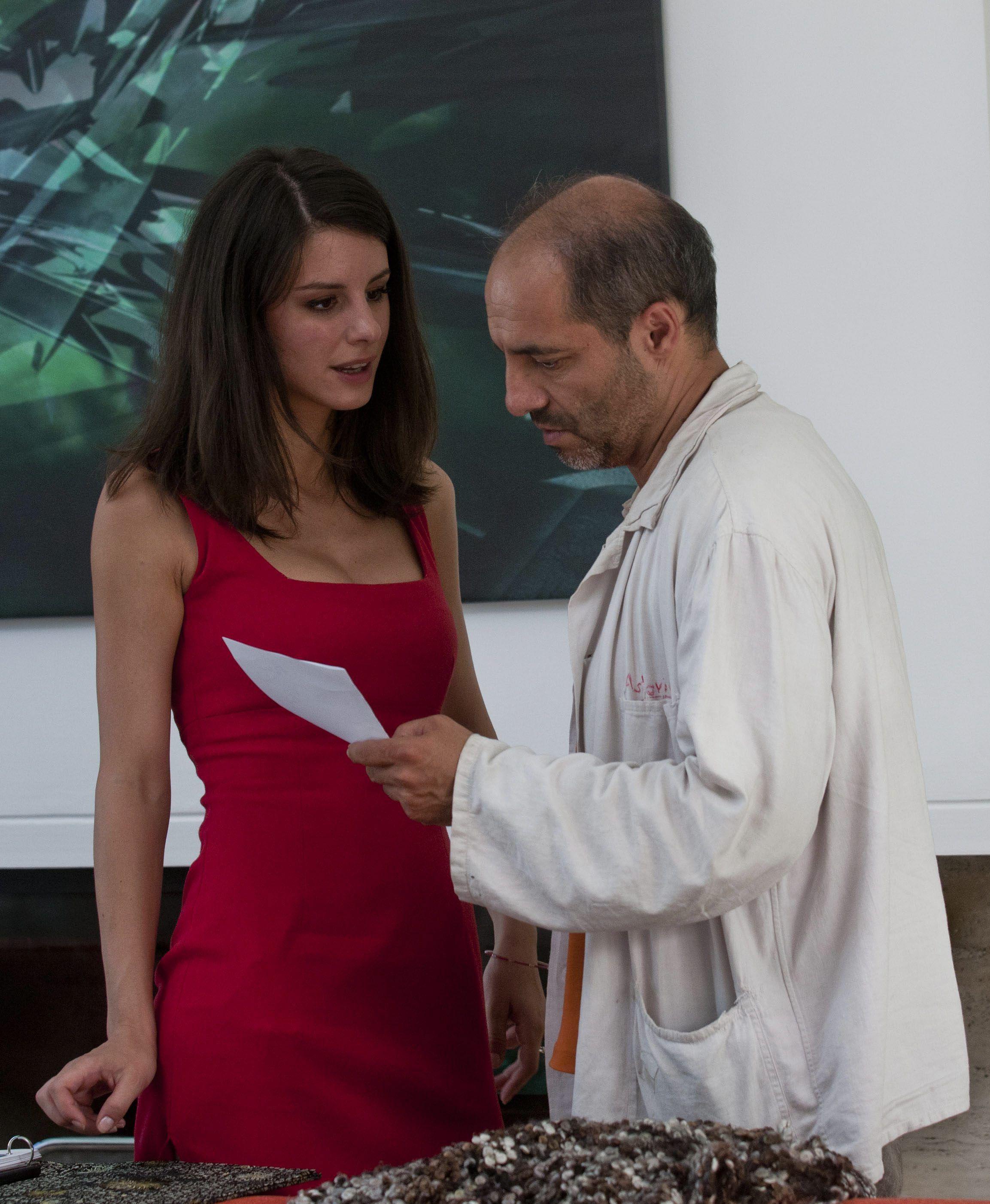 Szenvedélyes szexjelenettel tér vissza a Barátok közt Tildája