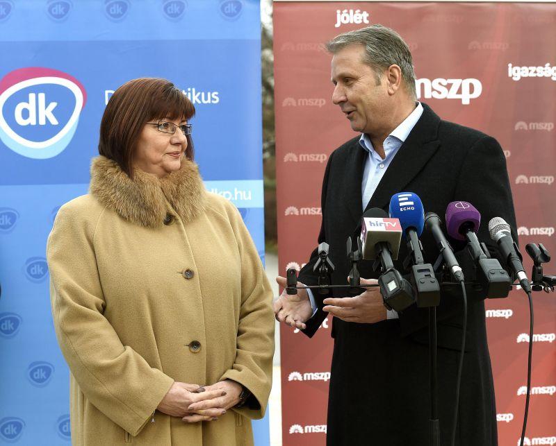 Molnár Gyula szerint esélyes jelölteket ajánl az MSZP és a DK a fővárosban