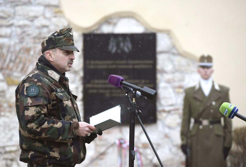 """Baráth Ernő: Budapest ostroma """"igazi apokalipszis"""" volt"""