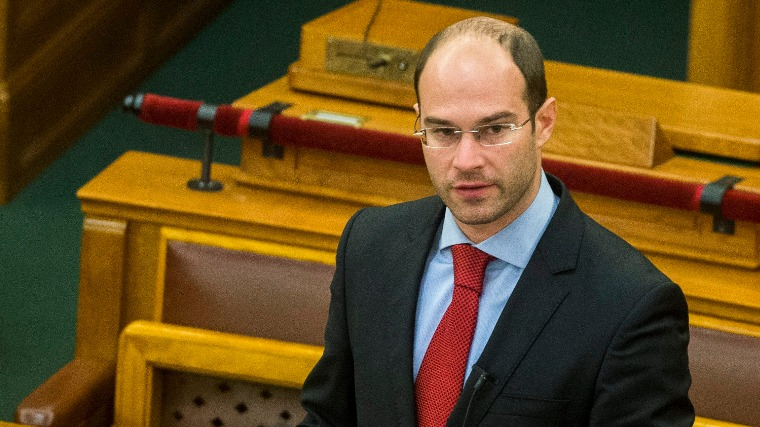 """Hollik: a kormánypártok törvénycsomagot sürgetnek a """"Soros-tervvel"""" szemben"""