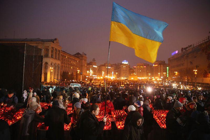 Jelentősen csökkent tavaly Ukrajna népessége