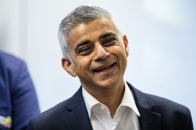 A londoni polgármester elégedett, hogy Trump lemondta angliai látogatását