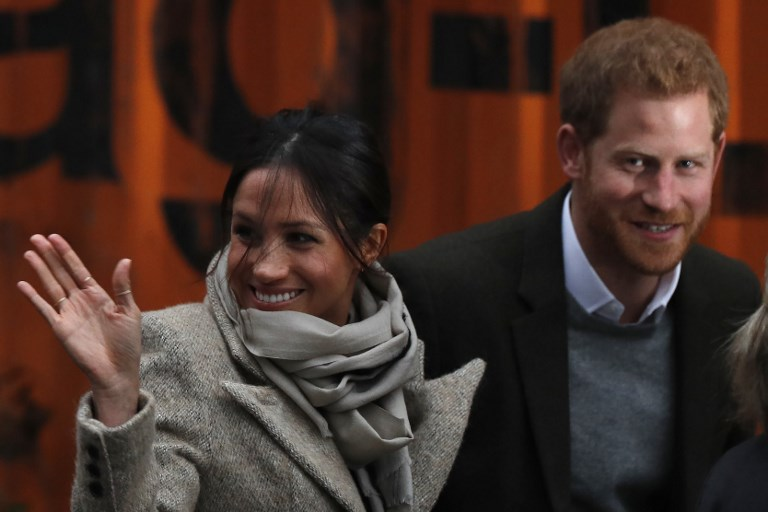 Végre: film készül Harry herceg és Meghan Markle szerelméről