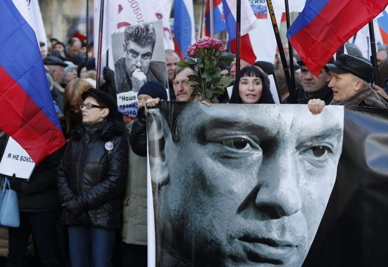 Megölt ellenzékiről nevezik el az orosz nagykövetség előtt teret