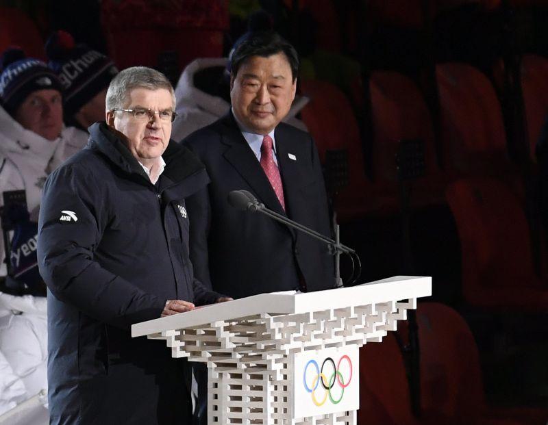 A NOB-elnökét kirázta a hideg, amikor meglátta a két Korea sportolóit