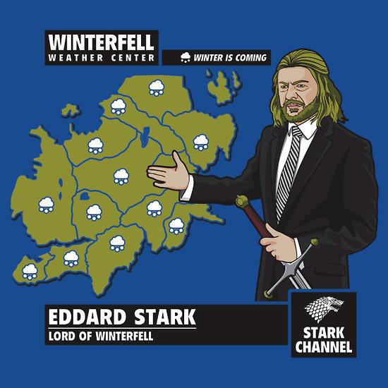 Nemcsak Ned Stark, hanem az OMSZ szerint is közeleg a tél