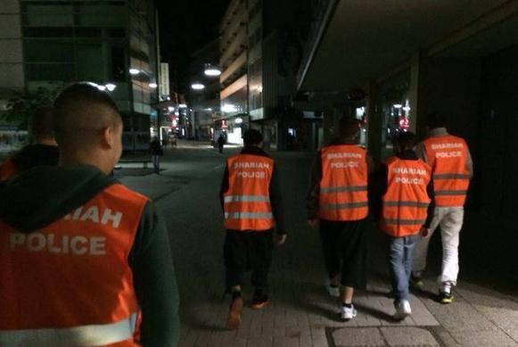 """Újratárgyalják a németországi muzulmán """"vallásrendőrség"""" ügyét"""